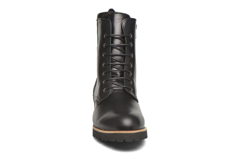 Bottines et boots HE Spring Marine Noir vue portées chaussures