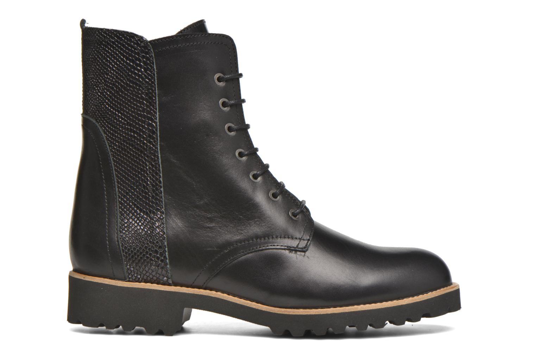 Bottines et boots HE Spring Marine Noir vue derrière