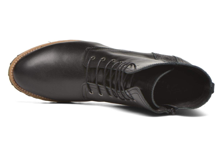 Bottines et boots HE Spring Marine Noir vue gauche