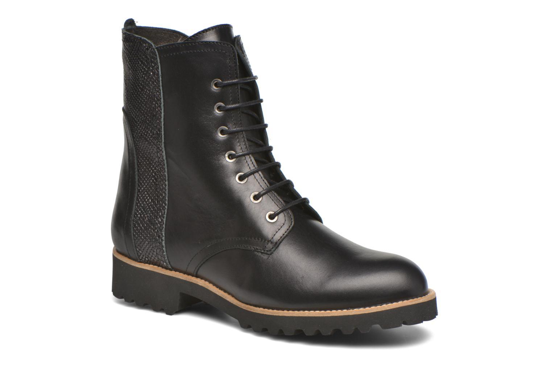 Bottines et boots HE Spring Marine Noir vue détail/paire