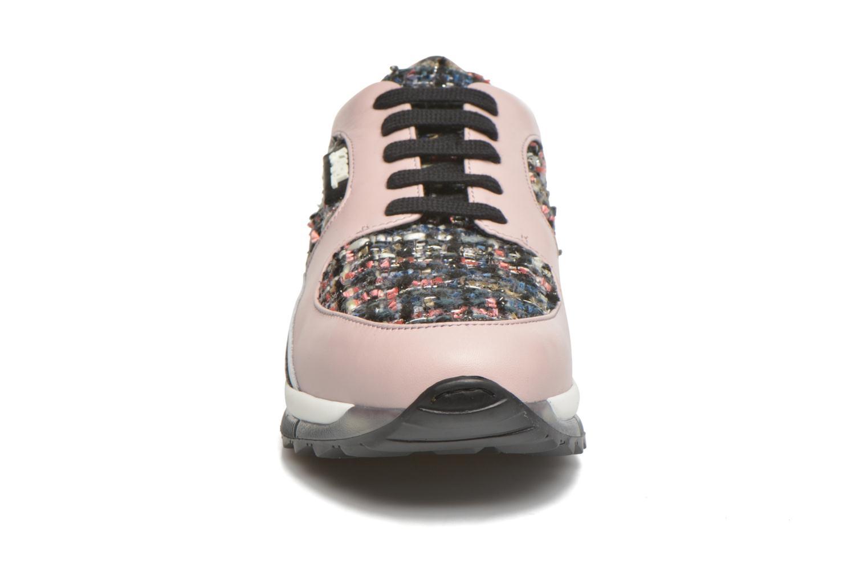 Sneaker Run Boucle Noir A999