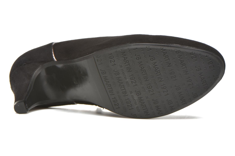 2Selma Chevre velours noir