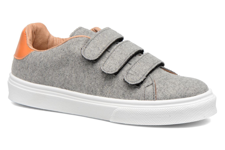 Sneaker Made by SARENZA Partygloo #1 grau ansicht von rechts