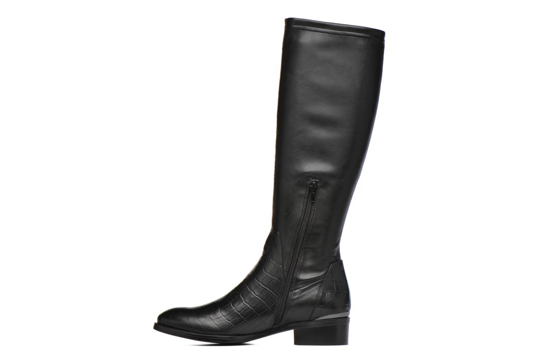Bottines et boots JB MARTIN Australe Noir vue face