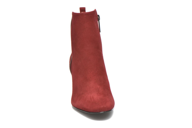 Bottines et boots JB MARTIN 1Rids Rouge vue portées chaussures