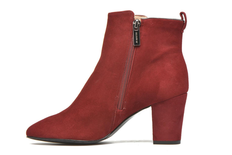 Bottines et boots JB MARTIN 1Rids Rouge vue face