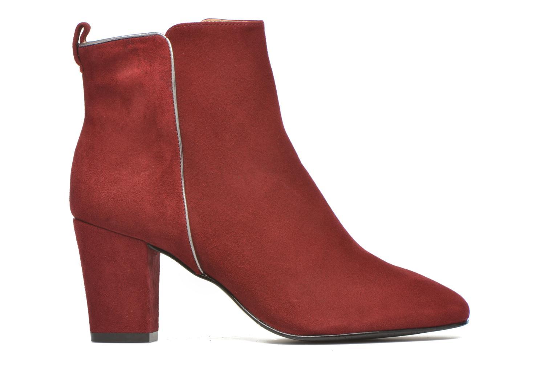 Bottines et boots JB MARTIN 1Rids Rouge vue derrière