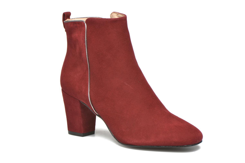 Bottines et boots JB MARTIN 1Rids Rouge vue détail/paire