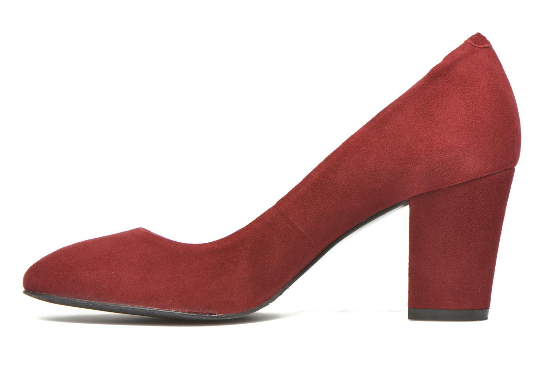 Zapatos de tacón JB MARTIN 1Rachele Rojo vista de frente