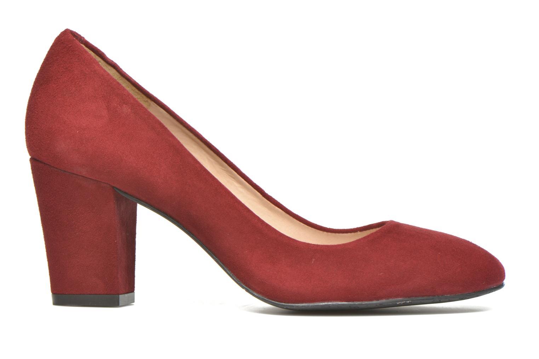 Zapatos de tacón JB MARTIN 1Rachele Rojo vistra trasera
