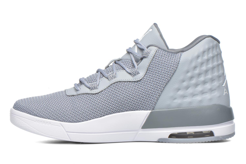 Sneaker Jordan Jordan Academy grau ansicht von vorne