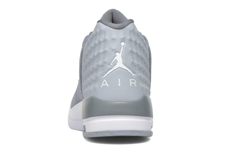 Sneaker Jordan Jordan Academy grau ansicht von rechts