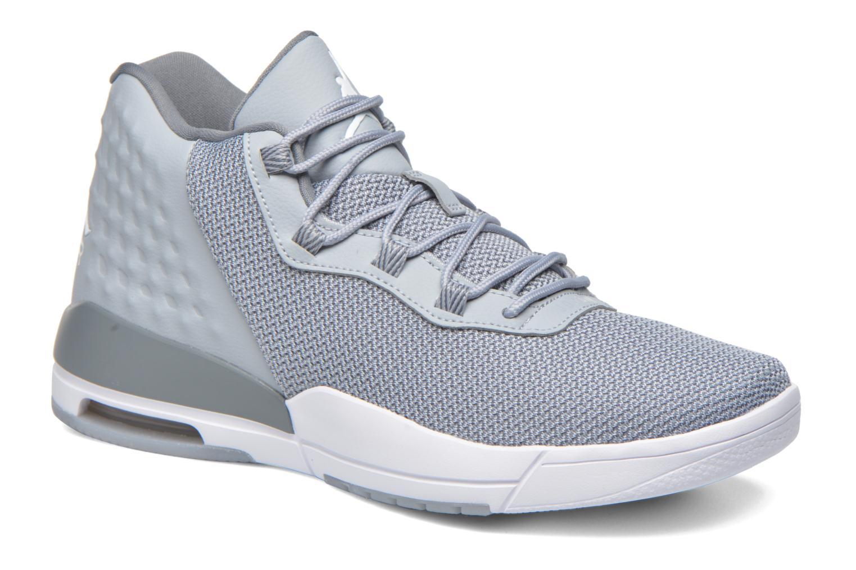 Sneaker Jordan Jordan Academy grau detaillierte ansicht/modell