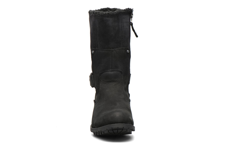 Bottes Caterpillar Randi Noir vue portées chaussures