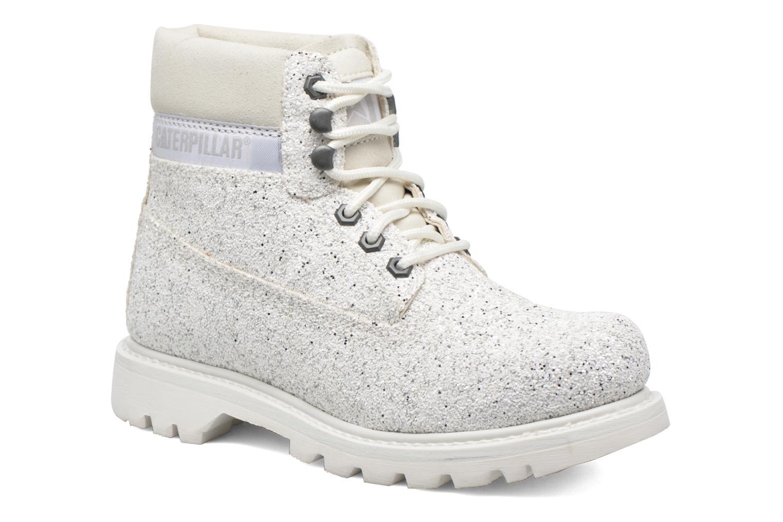 Descuento de la marca Caterpillar Colorado Iridescent (Blanco) - Zapatos con cordones en Más cómodo
