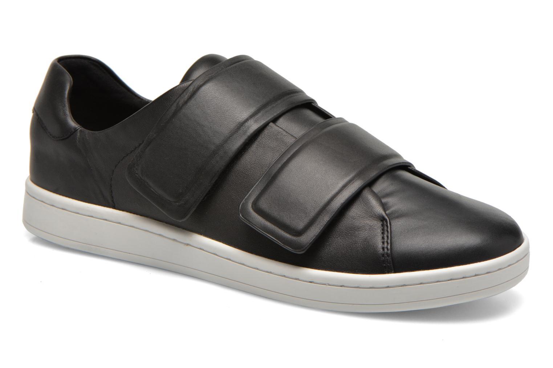 Baskets DKNY Brionne Noir vue détail/paire