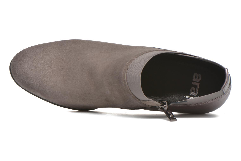 Bottines et boots Ara Tol 43442 Gris vue gauche