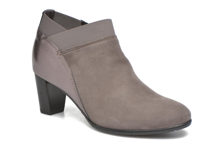 Bottines et boots Ara Tol 43442 Gris vue détail/paire