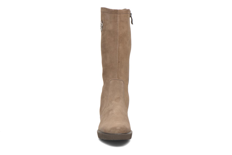 Bottes Ara Malmo Tall 41562 Marron vue portées chaussures