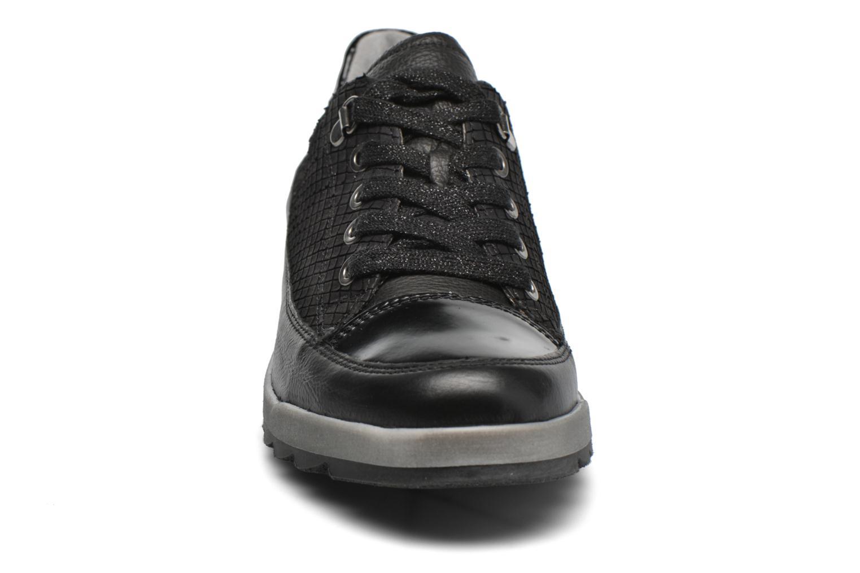 Baskets Ara Rom 44625 Noir vue portées chaussures