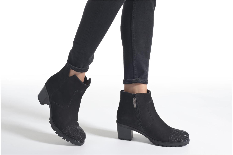 Bottines et boots Ara Mantova 47330 Noir vue bas / vue portée sac