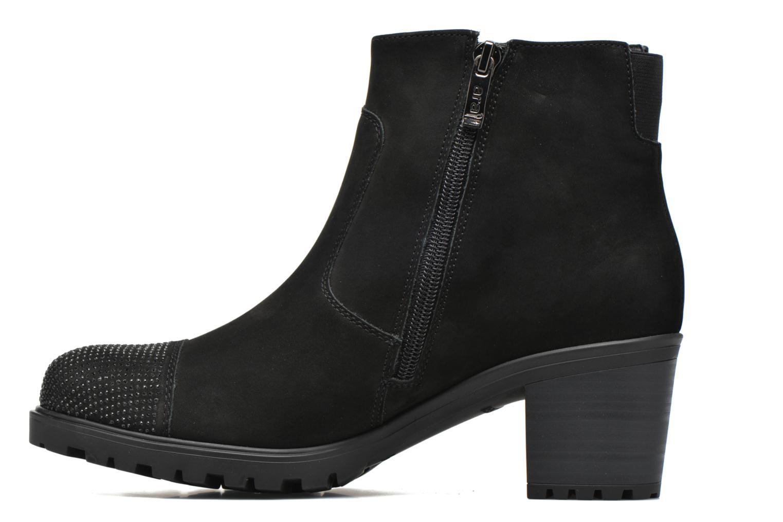 Boots en enkellaarsjes Ara Mantova 47330 Zwart voorkant