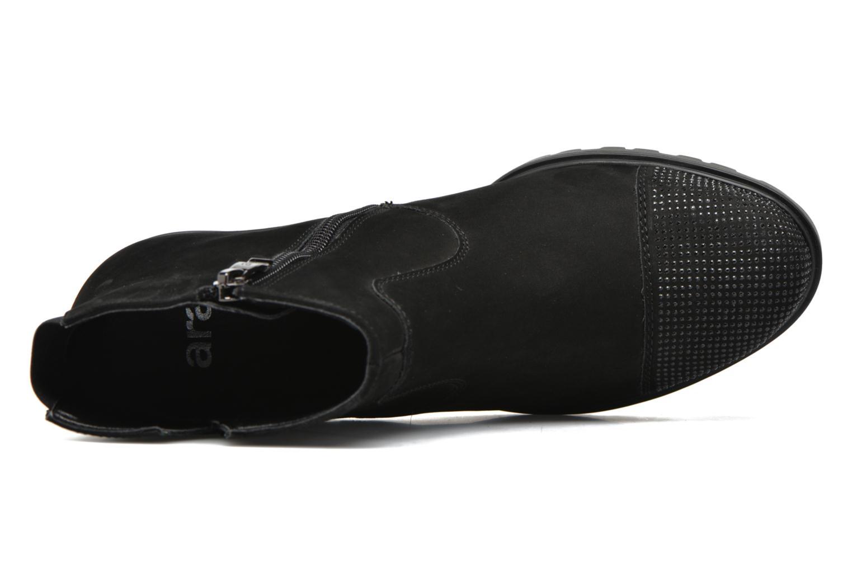 Boots en enkellaarsjes Ara Mantova 47330 Zwart links