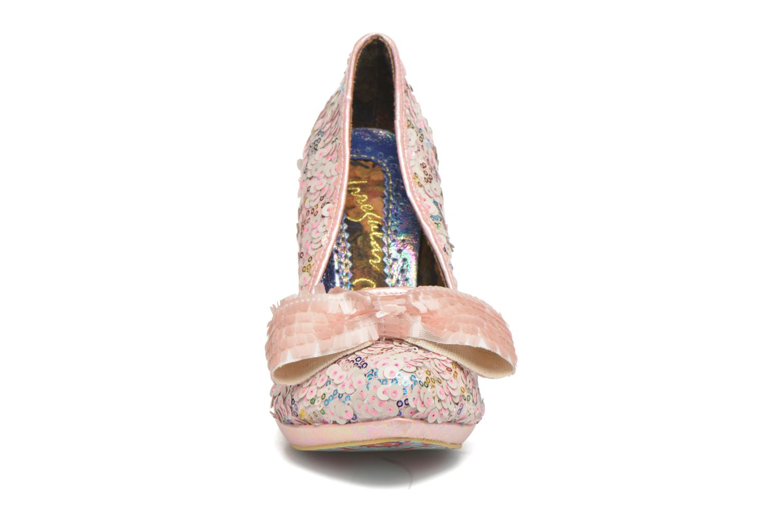 Escarpins Irregular Choice Savan Multicolore vue portées chaussures