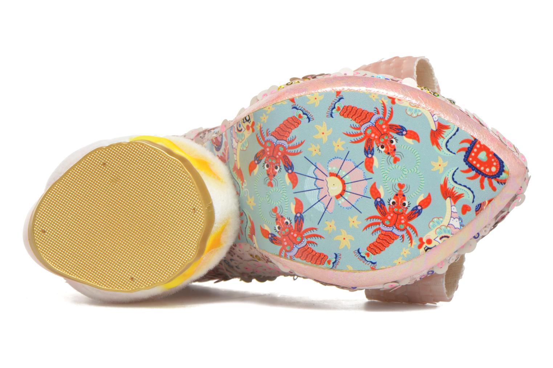 Escarpins Irregular Choice Savan Multicolore vue haut