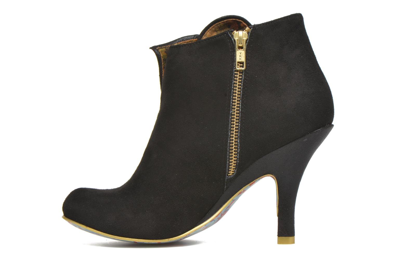 Bottines et boots Irregular Choice Pearl Necture Noir vue face
