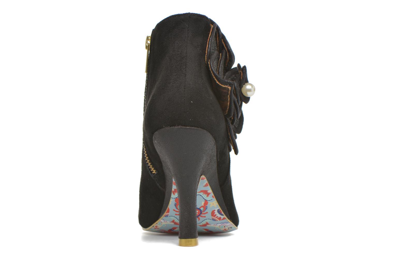 Bottines et boots Irregular Choice Pearl Necture Noir vue droite