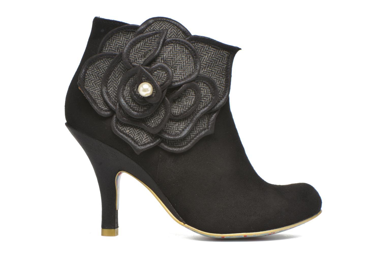 Bottines et boots Irregular Choice Pearl Necture Noir vue derrière