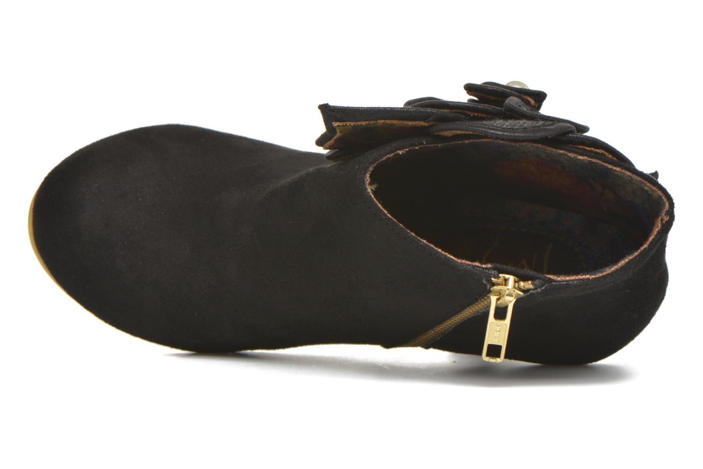 Bottines et boots Irregular Choice Pearl Necture Noir vue gauche