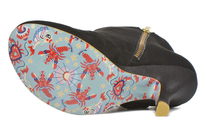 Bottines et boots Irregular Choice Pearl Necture Noir vue haut