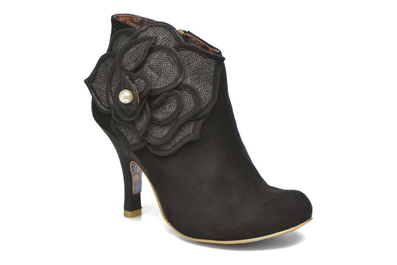 Bottines et boots Irregular Choice Pearl Necture Noir vue détail/paire