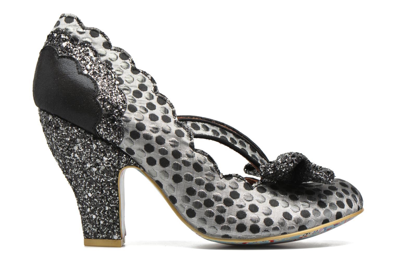 Zapatos de tacón Irregular choice Curtain Call Plateado vistra trasera