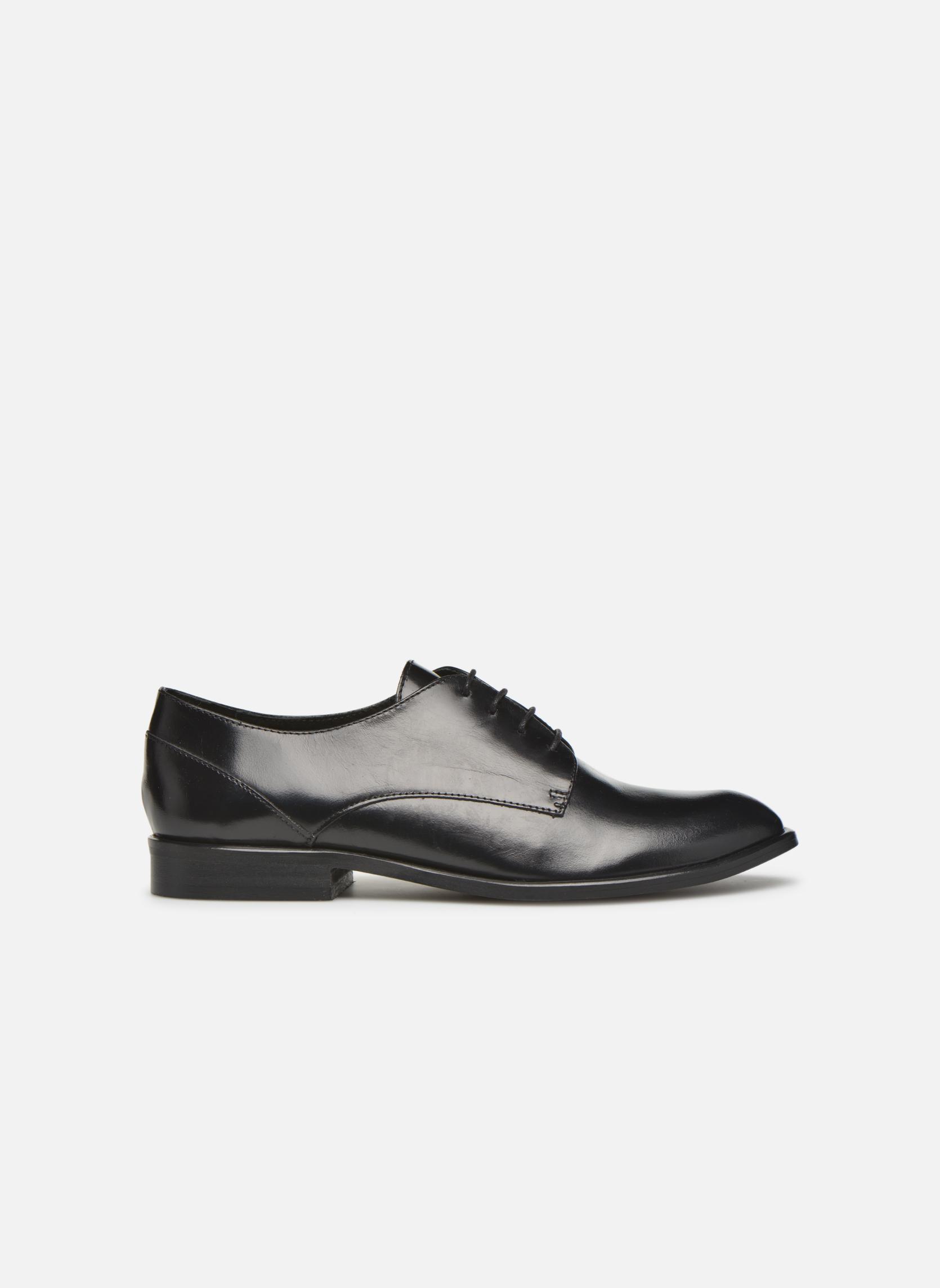Lace-up shoes Jonak 2545 Black back view