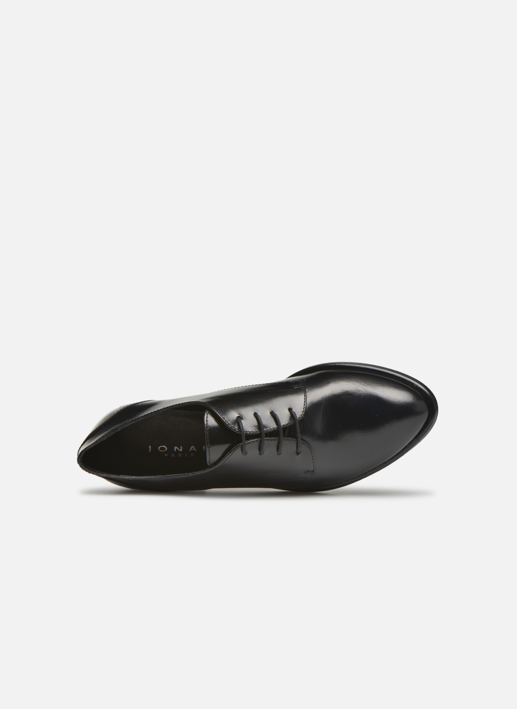 Lace-up shoes Jonak 2545 Black view from the left