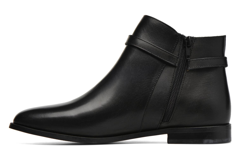 Bottines et boots Jonak Dotal Noir vue face