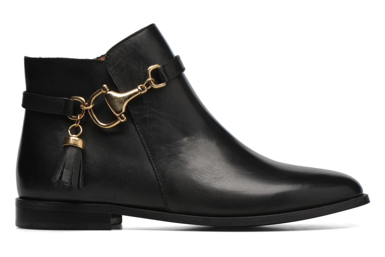 Bottines et boots Jonak Dotal Noir vue derrière
