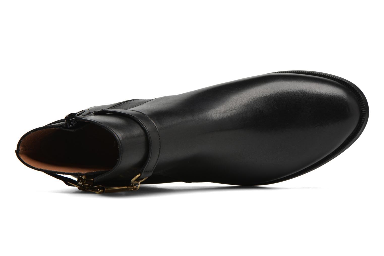 Bottines et boots Jonak Dotal Noir vue gauche