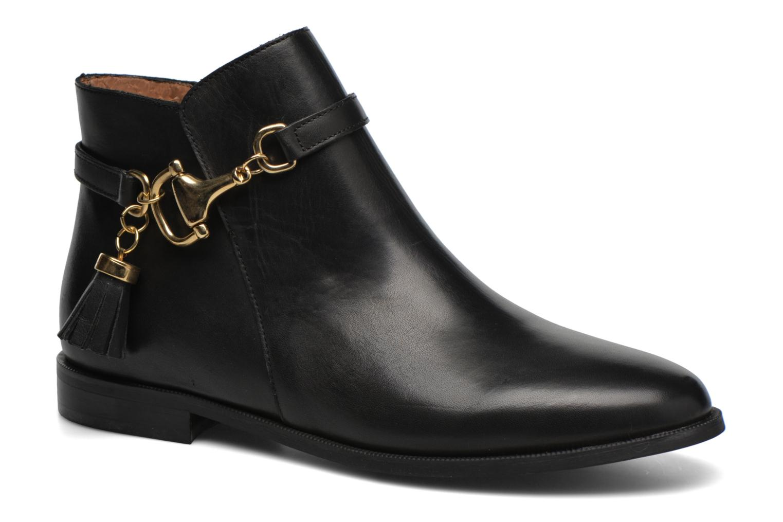 Bottines et boots Jonak Dotal Noir vue détail/paire
