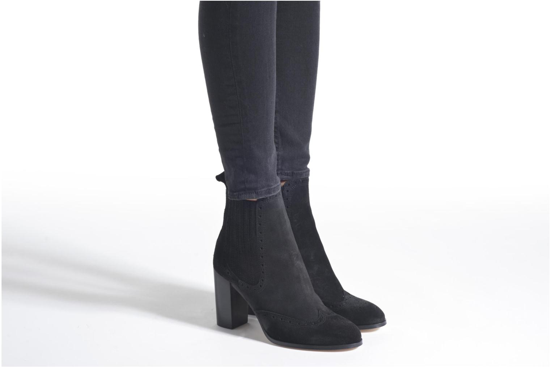 Bottines et boots Jonak Dulmy Noir vue bas / vue portée sac