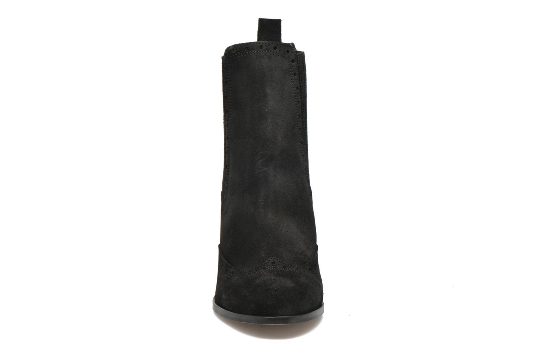 Bottines et boots Jonak Dulmy Noir vue portées chaussures