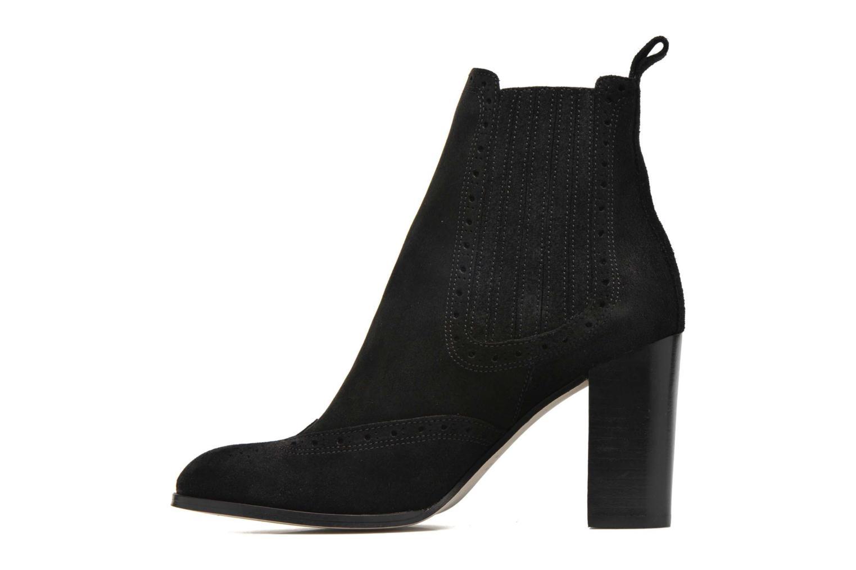 Bottines et boots Jonak Dulmy Noir vue face