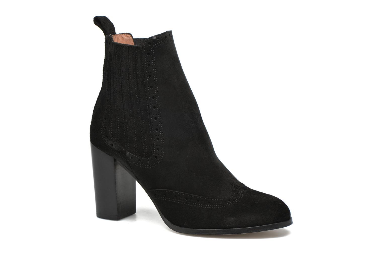 Bottines et boots Jonak Dulmy Noir vue détail/paire