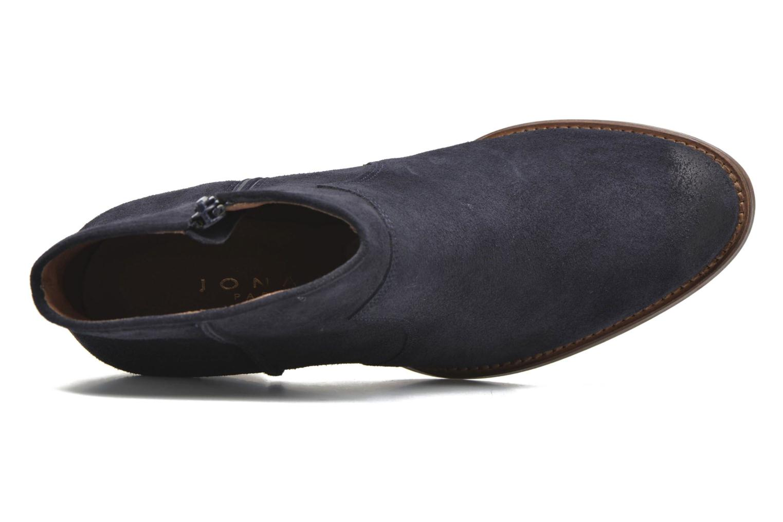 Bottines et boots Jonak Dakota Bleu vue gauche