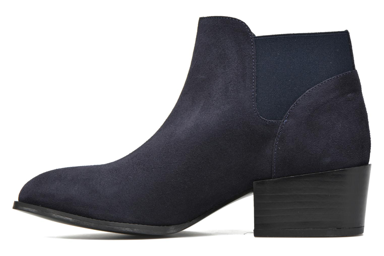 Bottines et boots Jonak Darde Bleu vue face