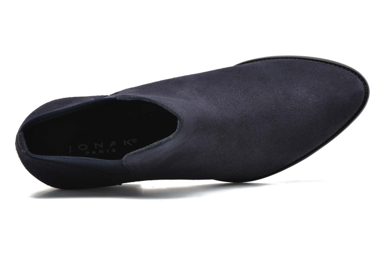 Bottines et boots Jonak Darde Bleu vue gauche