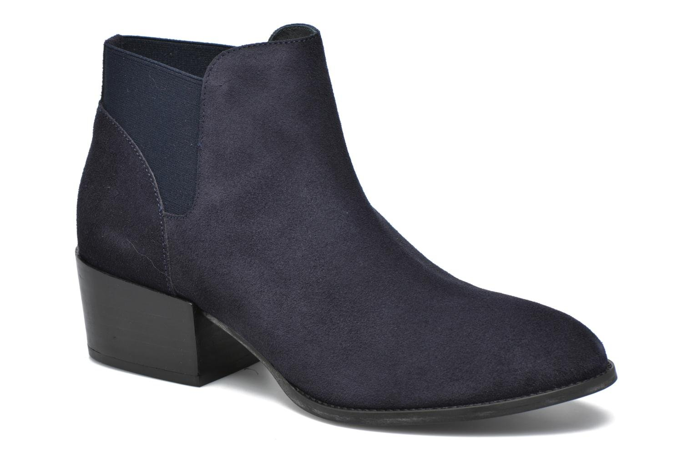 Bottines et boots Jonak Darde Bleu vue détail/paire